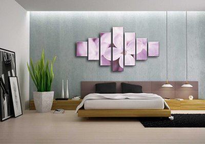 Viacdielne moderné obrazy na stenu, obrazy do spálne